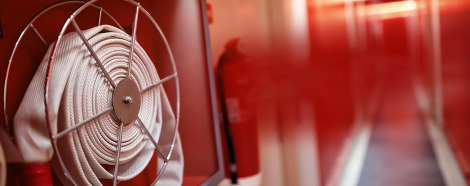 Seguridad y protección contra incendios: nuestra prioridad número uno