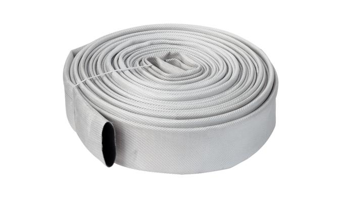 ¿Cuáles son las principales razones de la manguera contra incendios no calificada?