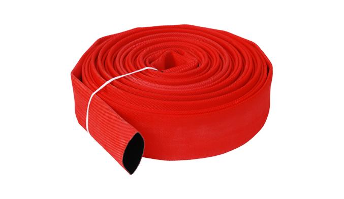 ¿La manguera contra incendios necesita una limpieza y un cuidado diarios?