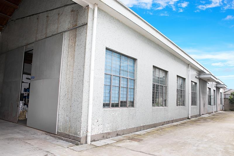 Entorno de la fábrica